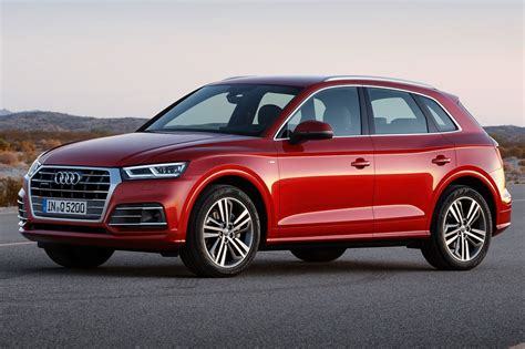 Audi G5 by 2018 Audi Q5 Look Review