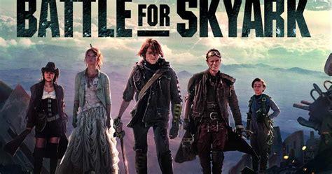 film fiksi petualangan sinopsis review film battle for skyark 2016 review