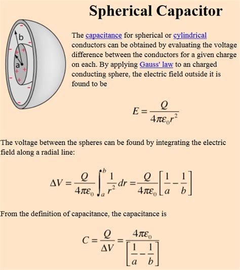 spherical capacitor when inner sphere is earthed spherical capacitor when inner sphere is earthed pdf 28 images an isolated spherical