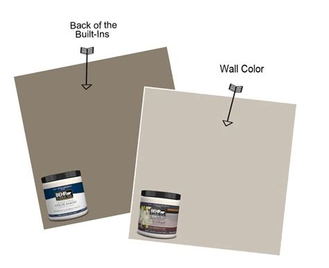 behr paint colors rye bread mocha accent by behr for the back of the built ins and