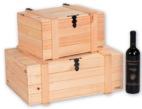 cassette in legno per vini fratelli cenci s n c pallets imballaggi legnami