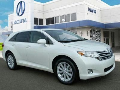 buy used no reserve 2009 toyota venza awd 4cyl. gas saver