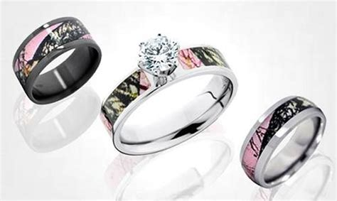 engagement rings camo pictures to pin on