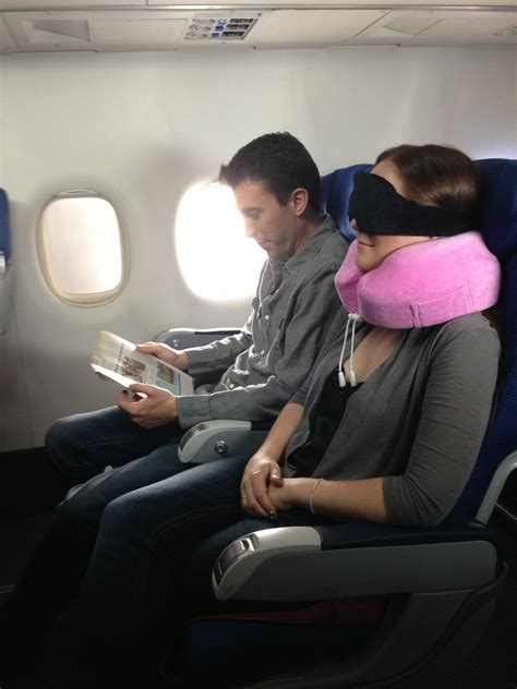 airplane sleep pillow best ways to catch some z s while traveling healthy
