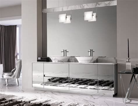 luxury italian bathrooms milldue four seasons 04 steel luxury italian bathroom vanities