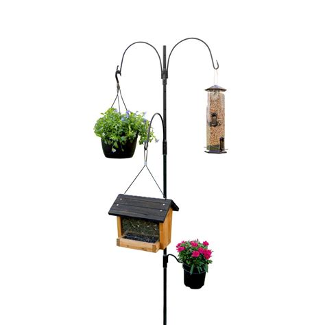 pet universal bird feeder pole 5107 4 the home depot