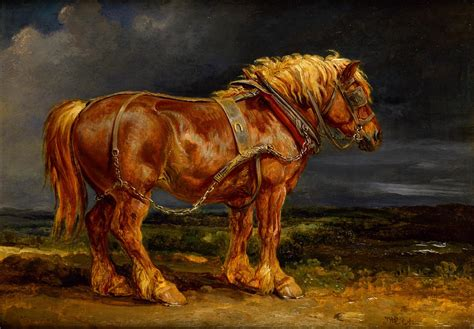 painting horses file ward painting jpg wikimedia commons