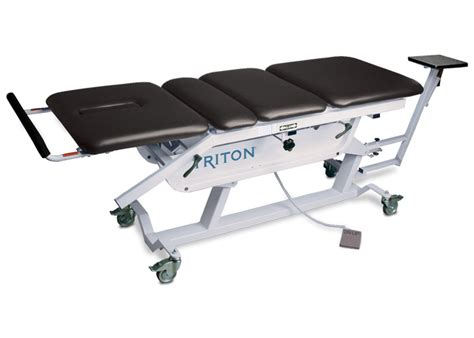 spinal decompression table chattanooga trt550 spinal decompression table