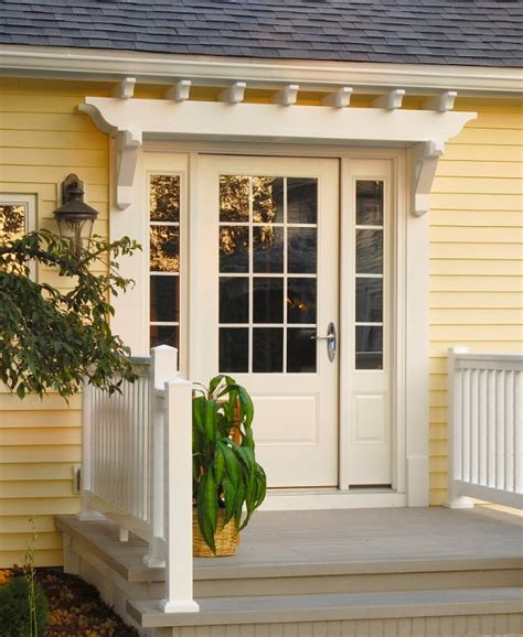 front door overhang kits front door overhang kits oak porch doorway wooden porch