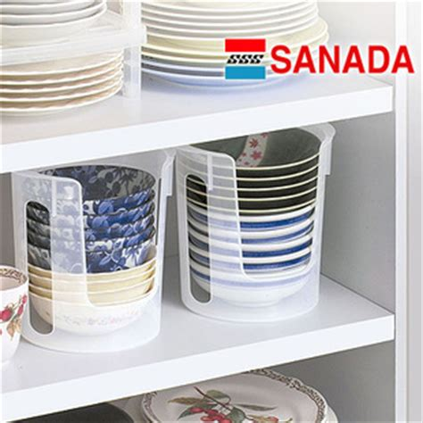 Sanada Kitchen Cabinet Kitchen Dishes Plate Storage Rack Kitchen Cabinet Plate Rack Storage