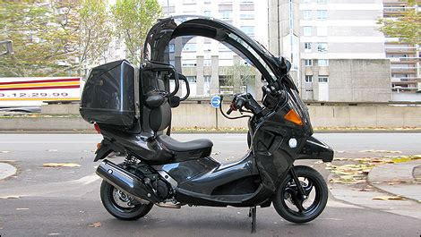 scooter avec toit cc scoooter gt