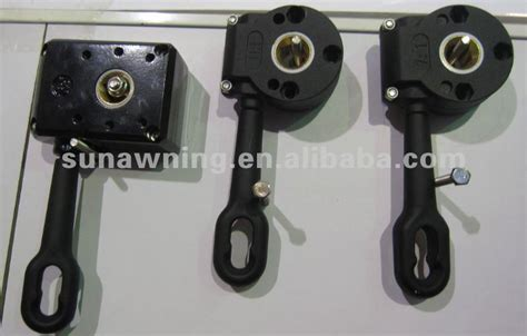 awning gearbox gear box for manual awning view awning gear box