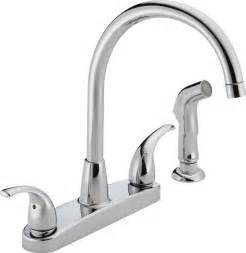 two handle kitchen faucet repair top 10 best kitchen faucets reviewed in 2016