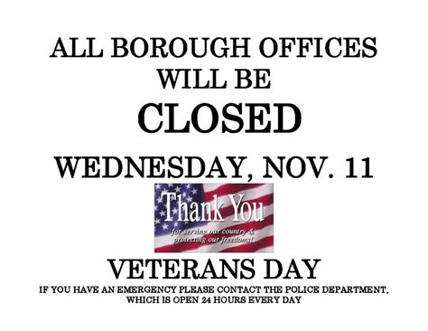 Are Post Offices Closed On Veterans Day by Veterans Day Images Office Of And Autos Post