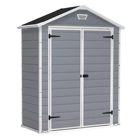 keter storage sheds plastic shed kits buildings