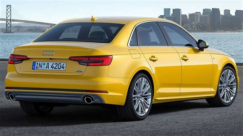 Audi A4 News by 2016 Audi A4 New Car Sales Price Car News Carsguide