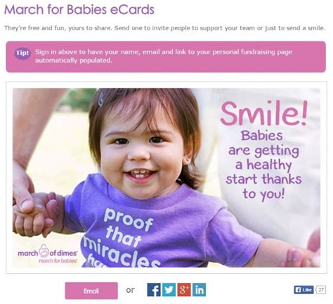 march for babies blog march of dimes 187 niki taylor content marketing lessons from children s brands