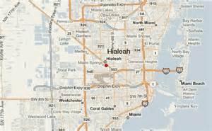 map hialeah florida hialeah location guide