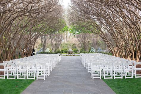 country wedding venues in dfw dallas arboretum botanical gardens wedding from michele