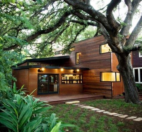 green home design ideas modern wooden house exterior ideas architecture design