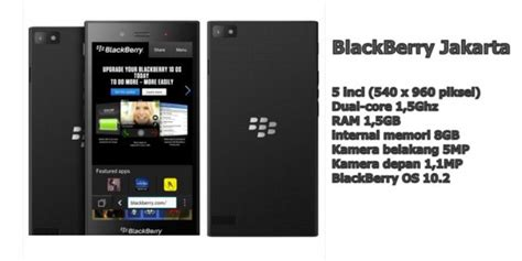 Baterai Hp Blackberry Z3 spesifikasi blackberry z3 jakarta cukup tangguh harga 2 jutaan