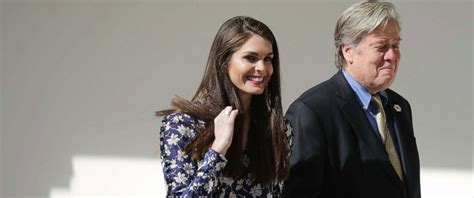 white house director of communications meet hope hicks the white house interim communications