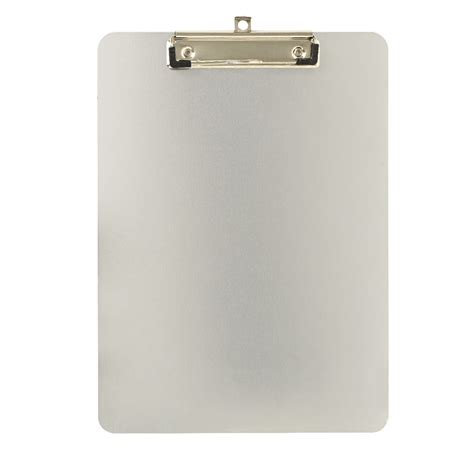 A4 Clip Board j burrows clipboard a4 aluminium officeworks