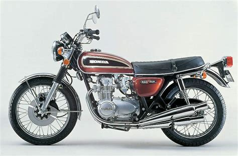 honda cb550k four motorcycles
