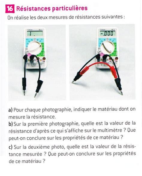 énergie Primaire Définition 5483 by La Loi D Ohm