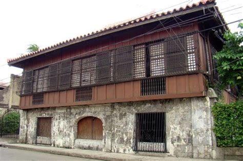 Traditional Japanese House Layout by Bahay Na Bato History Of Architecture