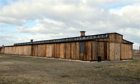 auschwitz and after conservation work completed on auschwitz barracks the times of israel