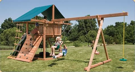 good quality swing sets kid s creations and their quality swing sets a cowboy s wife