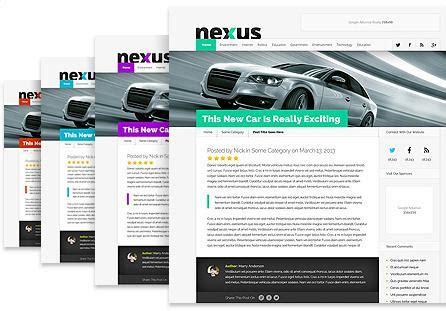 nexus 5 skin template nexus review themes magazine theme legit