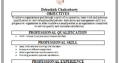 10000 Cv And Resume Sles With Free One Page Excellent Resume Sle For Mba 10000 Cv And Resume Sles With Free Sales Resume Sle Banking With Experience