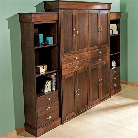 muphy bed vertical mount deluxe murphy bed hardware rockler woodworking and hardware