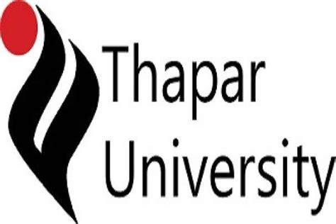 Thapar Mba Eligibility by Ph D Admission At Thapar Thapar