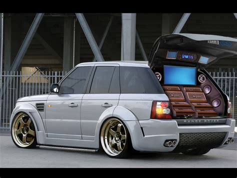 range rover sport modified print photos view full size image