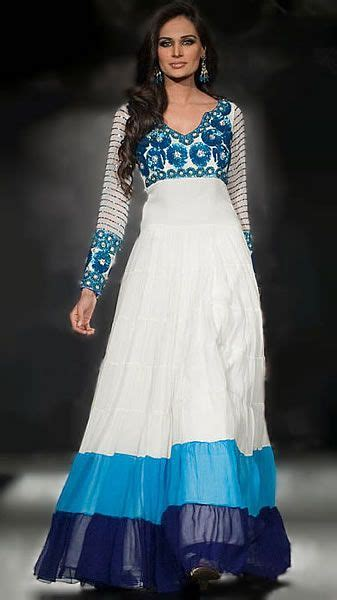 7 Most Stylish by White Most Stylish Frocks For For