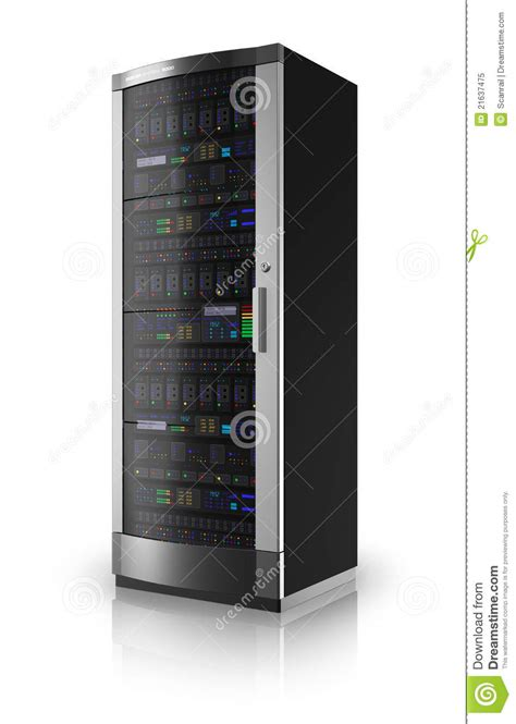network server rack royalty  stock photo image