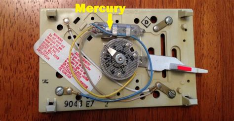 mercury thermostat switch wiring diagram honeywell