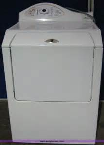Maytag Clothes Dryers Item 2976 Sold September 18 Manhattan Ks Auction P