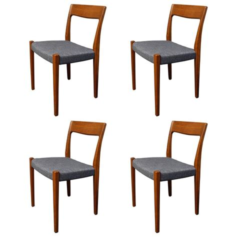 four svegards markaryd teak dining chairs for sale at 1stdibs