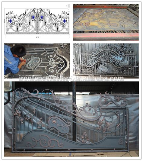 home gate design 2016 iron pipe gate design iron gate door prices wrought iron