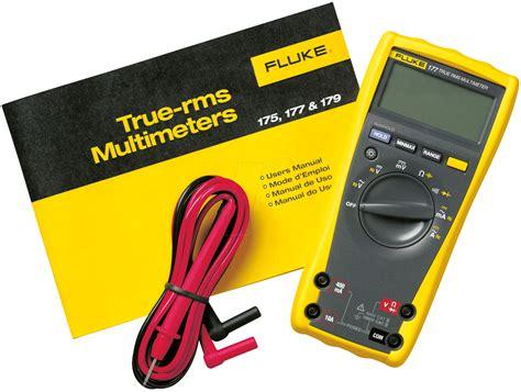 Multimeter Fluke 177 fluke 177 fluke 177 universal digital multimeter at