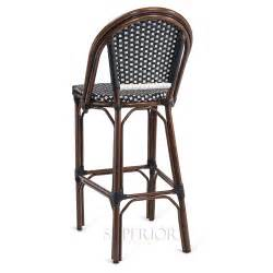 commercial outdoor bar stools curved back synthetic wicker bamboo commercial outdoor bar stool