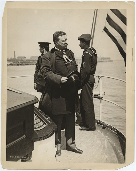 presidency of theodore roosevelt wikipedia the free file president theodore roosevelt standing on the stern of