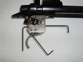 Remington 700 x mark pro trigger