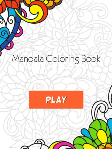 coloring book app app shopper coloring book color therapy pages