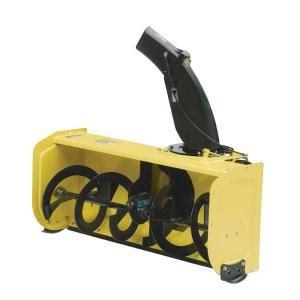 John Deere Home Depot Gift Card - john deere snow blower attachment for 100 series tractors bm25057 the home depot