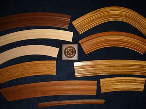 curved wood trim molding arched curved millwork services wood components